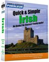Pimsleur Quick and Simple Irish - 4 Audio CDs